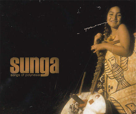 Sunga - Songs of Polynesia - Natalia Mann
